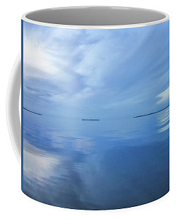 Blue Serenity Coffee Mug
