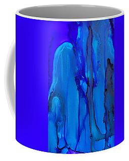 Blue Series  Coffee Mug