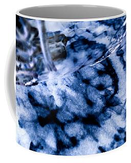 Blue Shadow Wen Coffee Mug