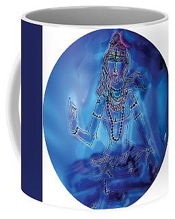 Blue Shiva  Coffee Mug