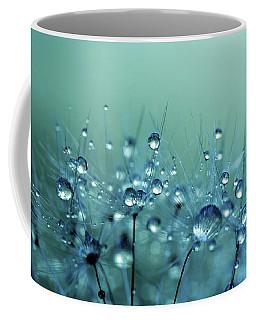 Blue Shower Coffee Mug