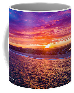 Blue Shutter East Beach Coffee Mug