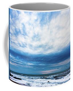 Emotion And Departure At Half Moon Bay Coffee Mug