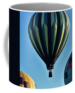Blue Skies Gentle Breezes And Soft Landings Coffee Mug by John Glass