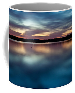 Blue Skies Of Reflection Coffee Mug