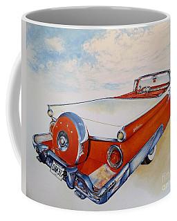 Blue Skies Smiling At Me Coffee Mug