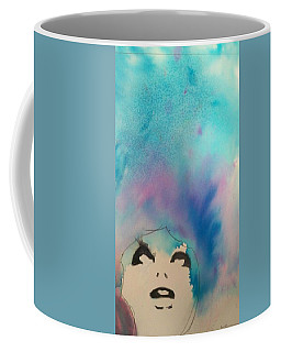 Blue Sky Coffee Mug