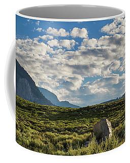 Blue Sky Monmouth  Coffee Mug