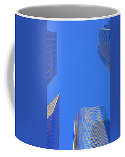 Blue Sky Over Bunker Hill Coffee Mug
