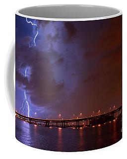 Blue Skys At Night Coffee Mug