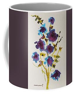 Blue Spring Coffee Mug