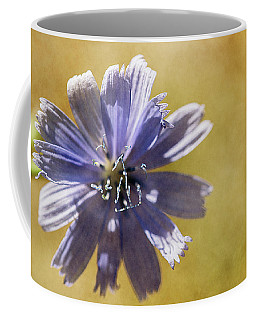 Blue Star #2 Coffee Mug