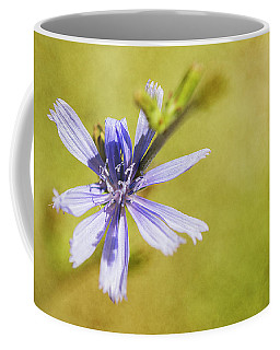 Blue Star #3 Coffee Mug