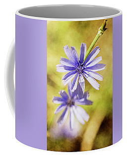 Blue Star #4 Coffee Mug