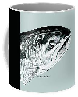 Blue Steel Coffee Mug