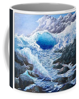 Blue Storm Coffee Mug