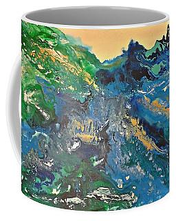 Blue Storm Coffee Mug