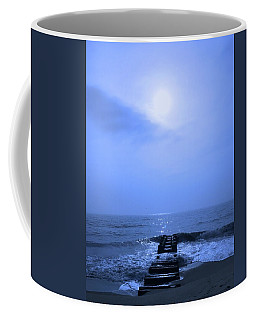 Blue Sunrise Coffee Mug