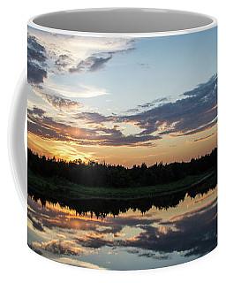 Blue Sunset 2 Coffee Mug