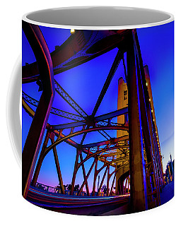 Blue Sunset- Coffee Mug