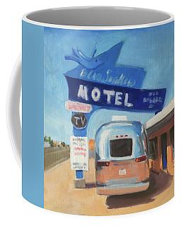 Blue Swallow Motel Coffee Mug