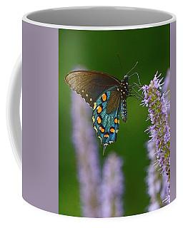 Blue Swallowtail Coffee Mug