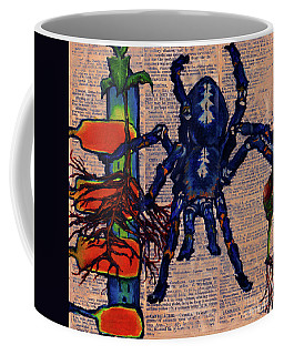 Blue Tarantula Coffee Mug