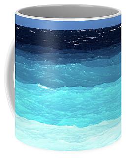 Blue Tones Of Ionian Sea Coffee Mug