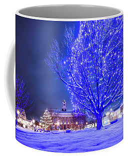 Blue Tree - The Final Year Coffee Mug