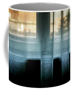 Blue Twighlight Coffee Mug by KG Thienemann