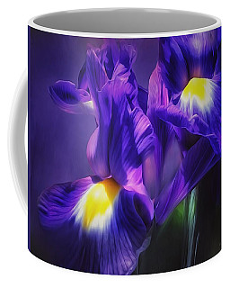 Blue Velvet Coffee Mug