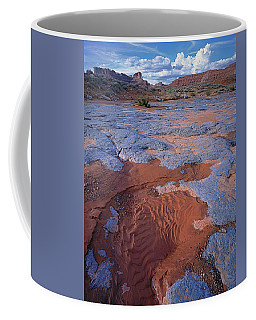 Blue Wash Coffee Mug