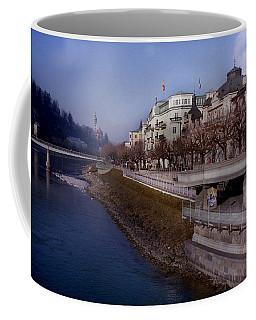 Blue Water Blue Sky Coffee Mug