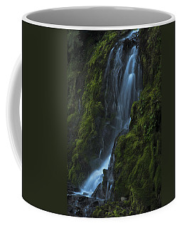 Blue Waterfall Coffee Mug