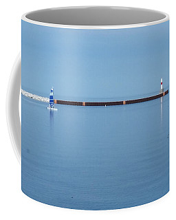 Blue Waters Coffee Mug by Wendy Shoults