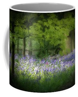 Bluebell Forest Coffee Mug