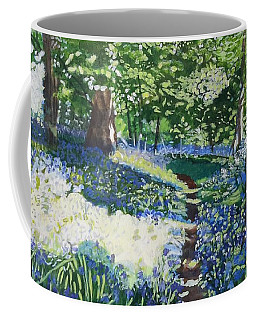 Bluebell Forest Coffee Mug
