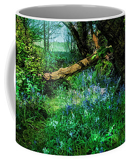 Bluebell Time Coffee Mug