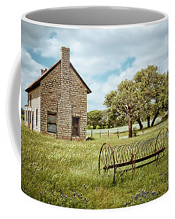 Coffee Mug featuring the photograph Bluebonnet Dreams by Linda Unger