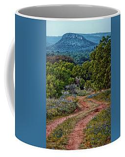 Bluebonnet Road Coffee Mug