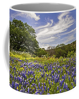 Bluebonnet Spring Coffee Mug