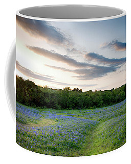 Bluebonnet Trail Ennis Texas 2015 V5 Coffee Mug