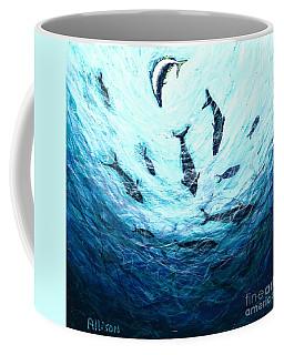 Bluefin Tuna Coffee Mug