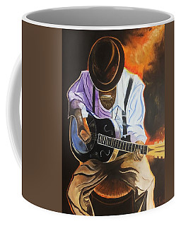 Blues Player Coffee Mug