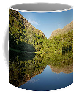 Blues Skies In Glencoe Coffee Mug