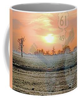 Blues Trail Coffee Mug