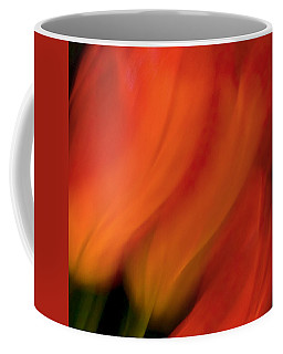 Blur De Lis Coffee Mug
