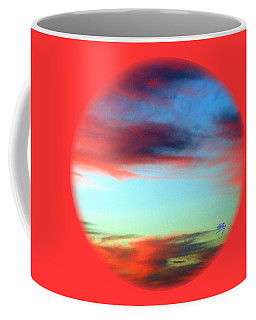 Blushed Sky Coffee Mug