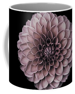 Blushing Dahlia  Coffee Mug