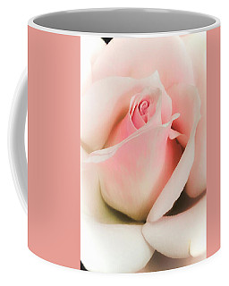 Blushing Petals Coffee Mug